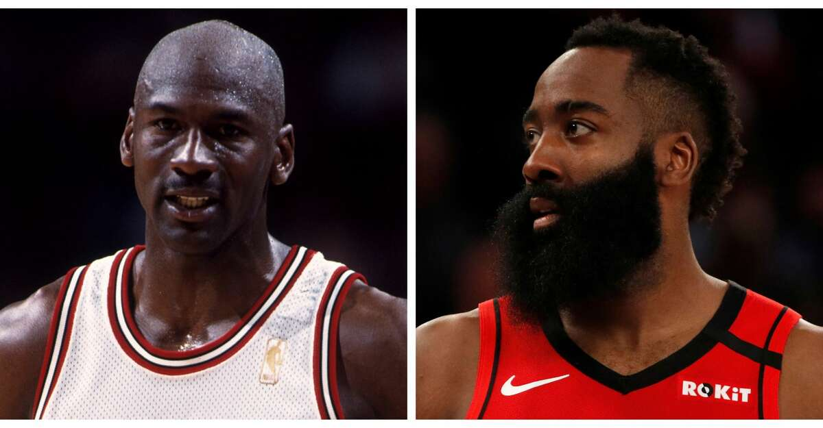 Dallas Mavericks coach Rick Carlisle compared the play of Michael Jordan and James Harden.