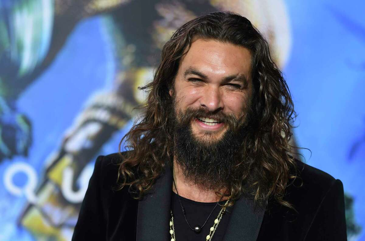 FILE - In this Dec. 12, 2018 file photo, Jason Momoa arrives at the premiere of