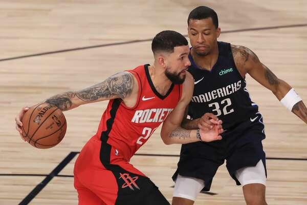 Houston Rockets vs Dallas Mavericks (მიმოხილვა)