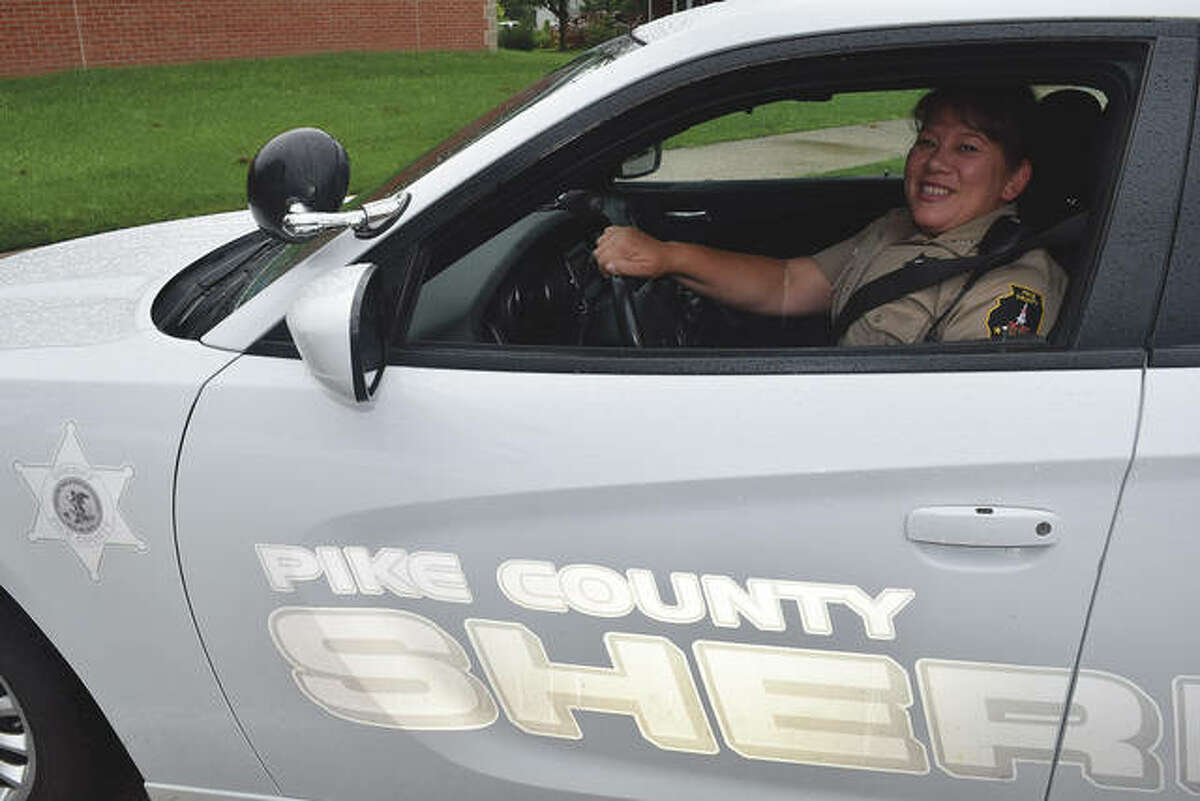 Pike County Sheriff's Deputy Chastity Anderson is the school resource officer for the Western, Griggsville-Perry and Pleasant Hill school districts.