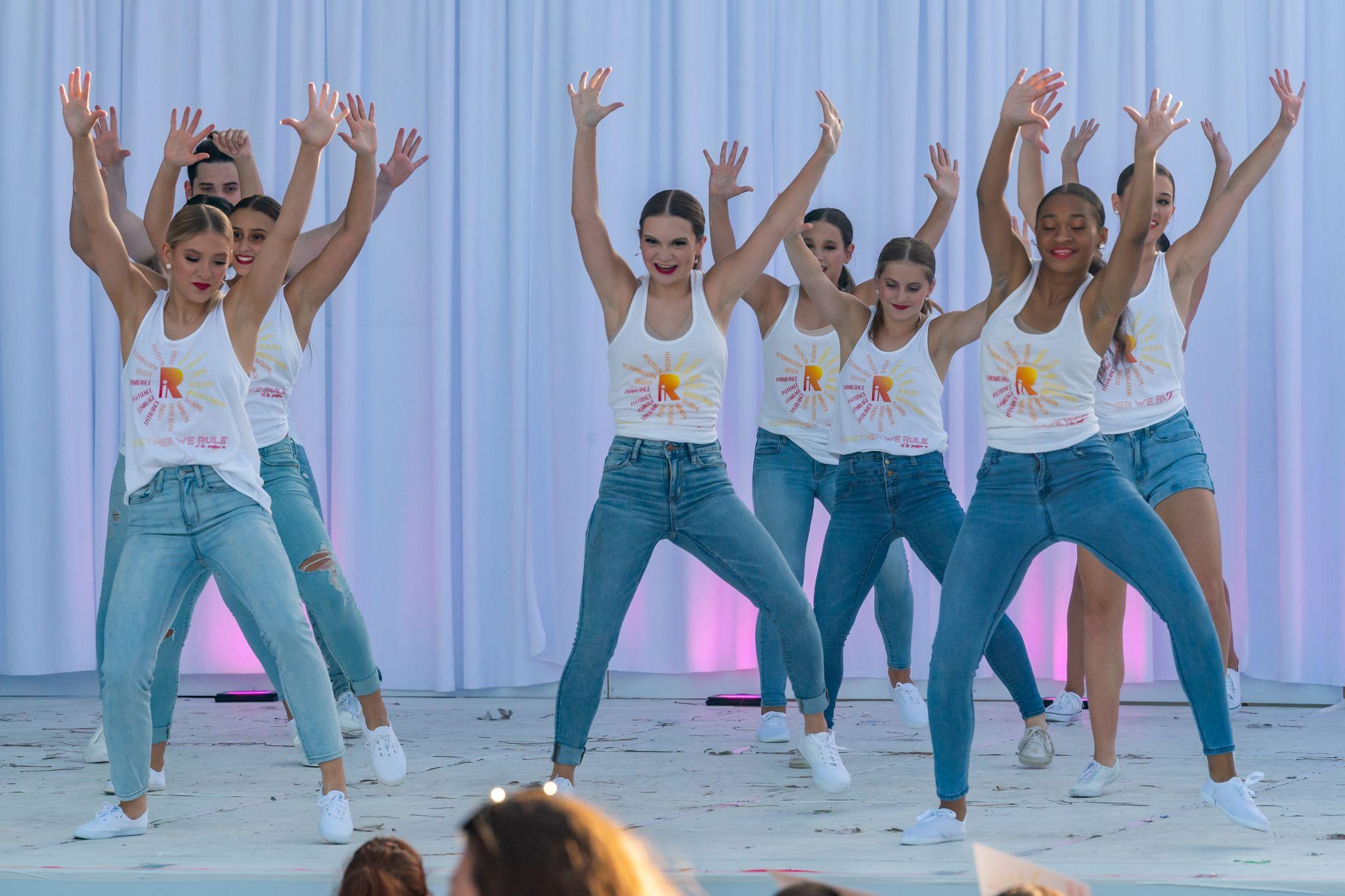 Photos: iRule Dance Studio puts on outdoor recital ...