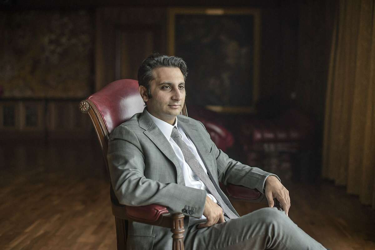 Adar Poonawalla, CEO and owner of Serum Institute in Pune, India, is seen on July 10, 2020. The Serum Institute, which is exclusively controlled by a small and fabulously rich Indian family and started out years ago as a horse farm, is doing what a few other companies in the race for a vaccine are doing: mass-producing hundreds of millions of doses of a vaccine candidate that is still in trials and might not even work.