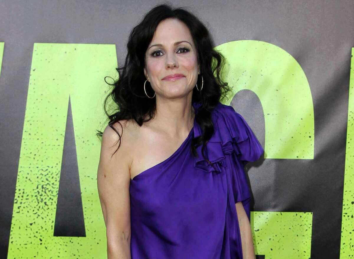 FILE - In this June 25, 2012 file photo, actress Mary-Louise Parker attends the premiere of