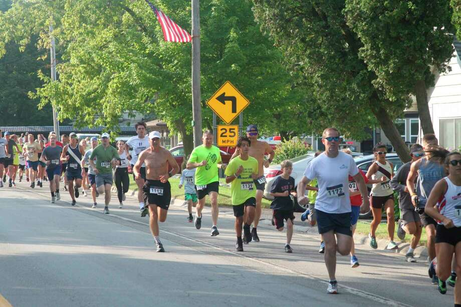 While some events have been canceled for this year's Onekama Days, such as the annual 5K run, organizers have planned a slew of other activities. (File Photo)