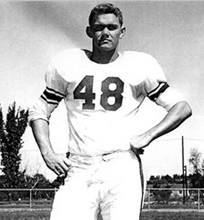 Former Alton, Granite City, EA-WR and West Frankfort football coach Wayne Williams was a standout football and baseball player at SIU Carbondale and is in the Salukis Hall of Fame. Williams died Friday evening at age 85. Photo: Saluki Athletics