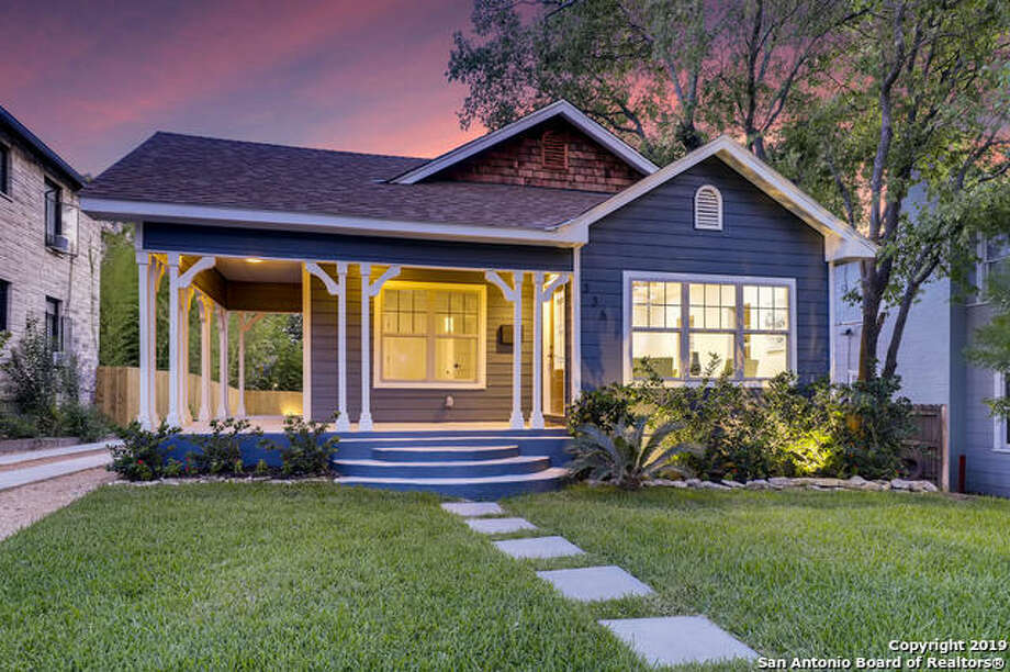 The median price for a house in Mahncke Park is $399,000. Photo: San Antonio Board Of Realtors