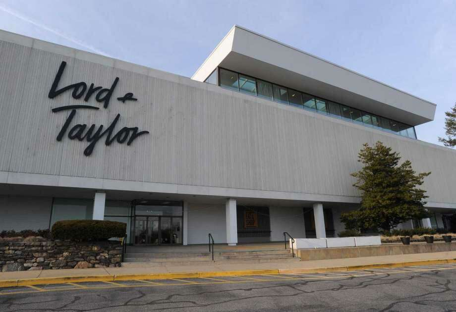 An exterior shot of Lord & Taylor, photograph on March 20, 2019 in Stamford, Connecticut. Photo: Matthew Brown / Hearst Connecticut Media