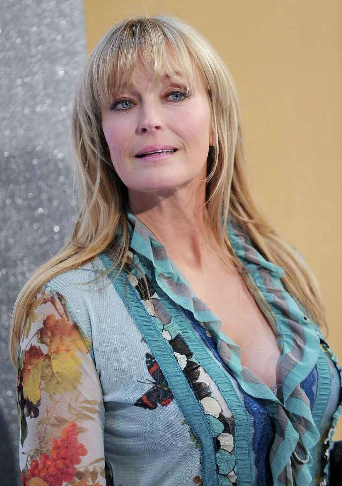 Bo Derek, May 24, 2010, age 53.