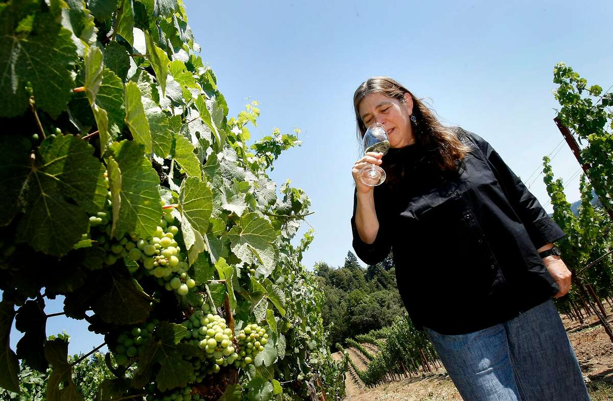 Milla Handley says the Anderson Valley is one of the best places to grow the cool-loving Gewurztraminer grape. Milla Handley is the winemaker for Hanley Cellars off highway 128 in the Anderson Valley of Mendocino County.