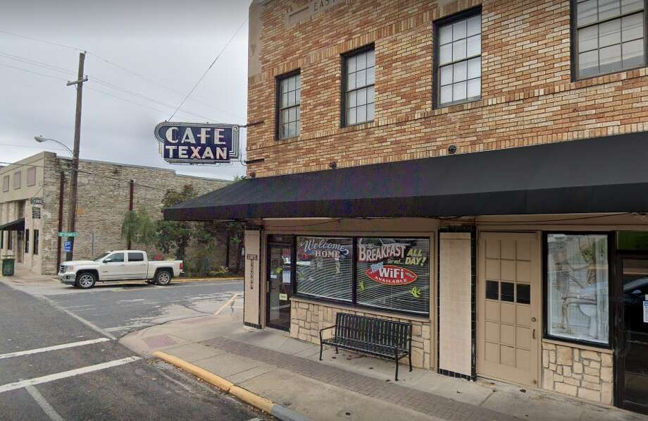 The iconic Cafe Texan is closing its doors after 83 years of serving the community due the COVID-19 pandemic. Photo: Google Earth