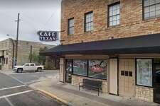 Cafe Texan in Huntsville