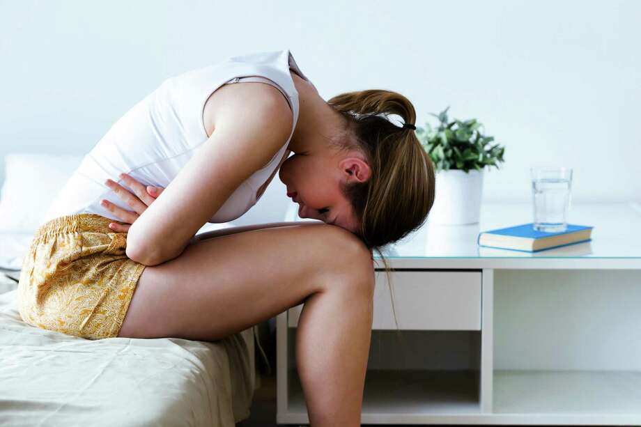 """When someone says they have the """"stomach flu"""" or a """"stomach bug,"""" most often they are referring to gastroenteritis. It is an illness associated with stomach pain and diarrhea. Often, it may be accompanied with nausea and vomiting, and occasionally fevers. Photo: Getty"""