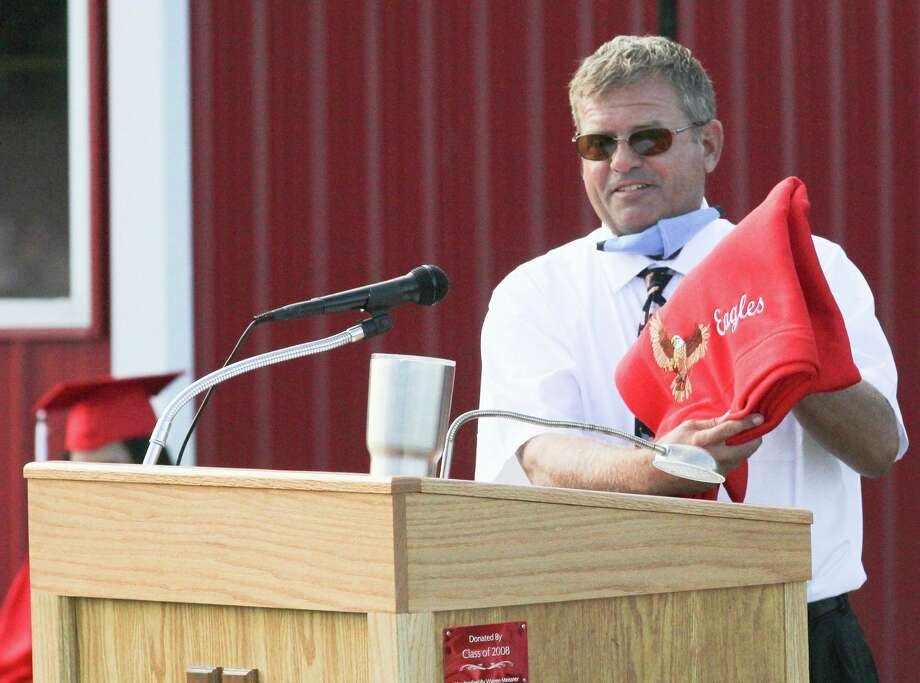 Caseville Public Schools Superintendent Ken Ewald said his staff is hard at work preparing for the new school year. (Huron Daily Tribune, File)