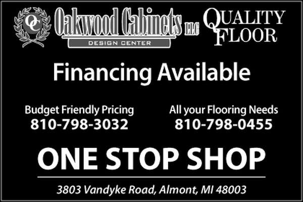 Oakwood Cabinets and Quality Floor