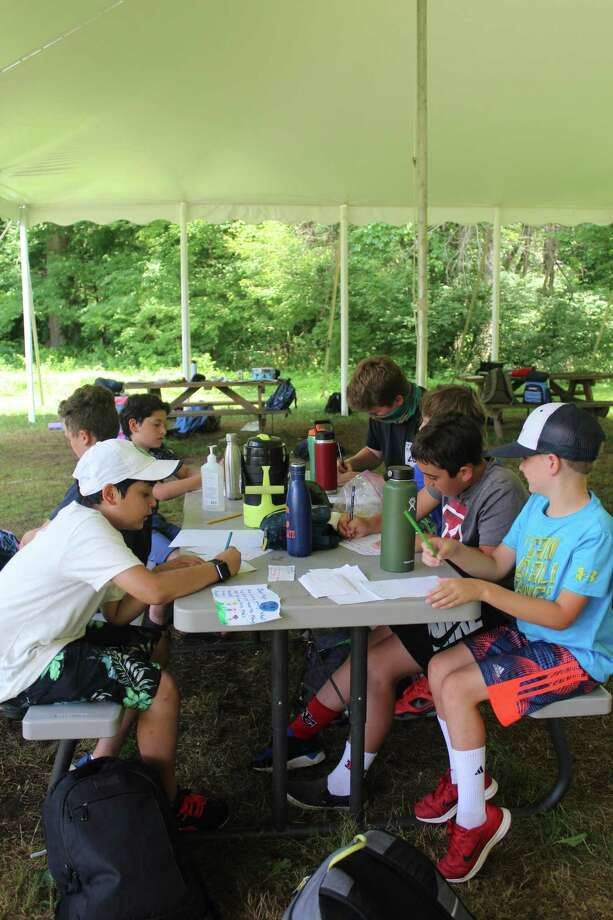 The New Canaan YMCA's Camp Y-Ki provides the traditional and fun summer camp experience for local youth to build relationships — old and new, try new things, and grow as an individual in a safe and nurturing environment. Photo: New Canaan YMCA