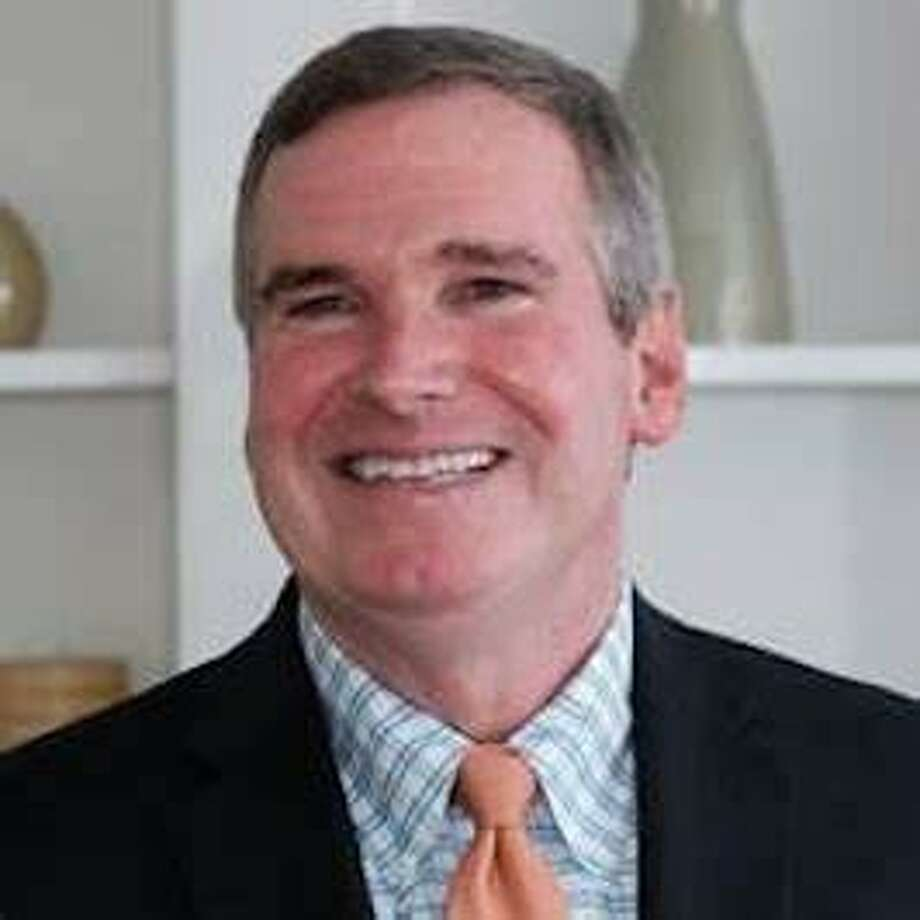 John Hamilton, CEO and president of Liberation Programs Photo: New Canaan Men's Club