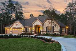 Terrata Homes is building in a new section of Magnolia Reserve.