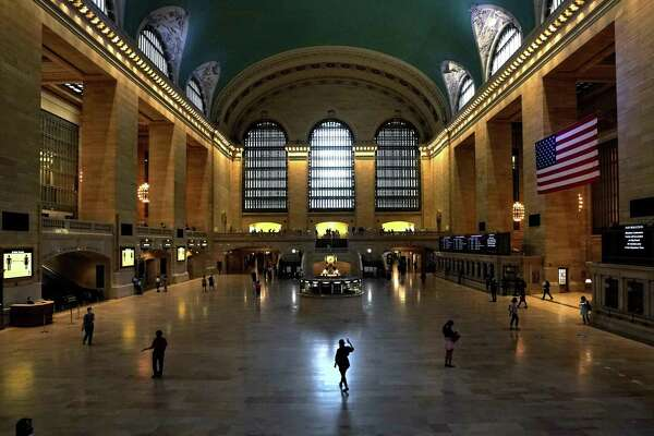 Grand Central Terminal in New York City on Tuesday, July 21, 2020.