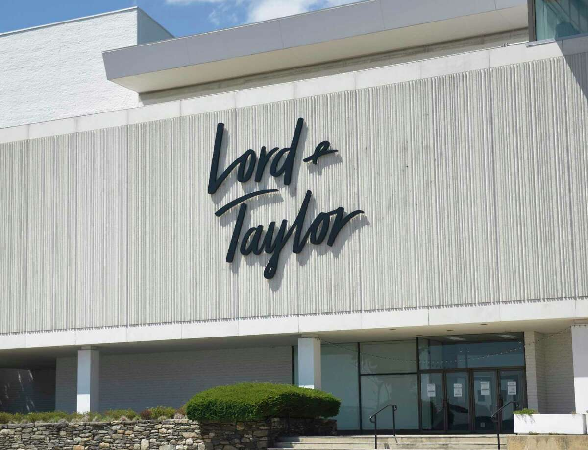 Lord & Taylor is closed in Stamford, Conn. Monday, Aug. 3, 2020. The United States' oldest department store, dating back to 1826, filed for bankruptcy on Sunday.
