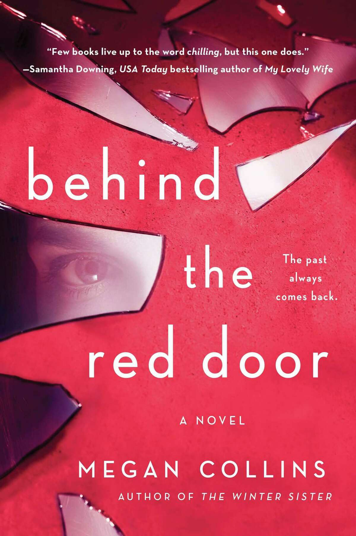 Manchester author Megan Collins chats about her writing her latest thriller