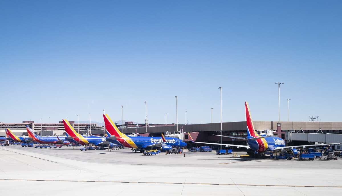 Southwest Airlines is scaling back their cleaning procedures in between flights to reduce time spent on the ground.