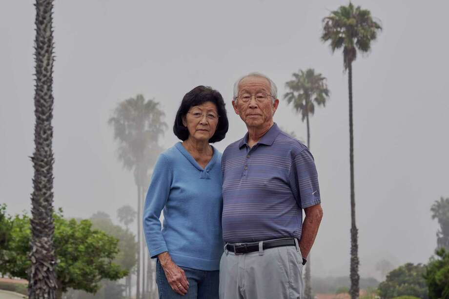 "Howard Kakita, one of the last American survivors of the Hiroshima bombing, feels ""a responsibility"" to share his part of history. He and his wife, Irene, live in California, where he has repeatedly recounted his story in recent years. Photo: Photo For The Washington Post By Philip Cheung / Philip Cheung"
