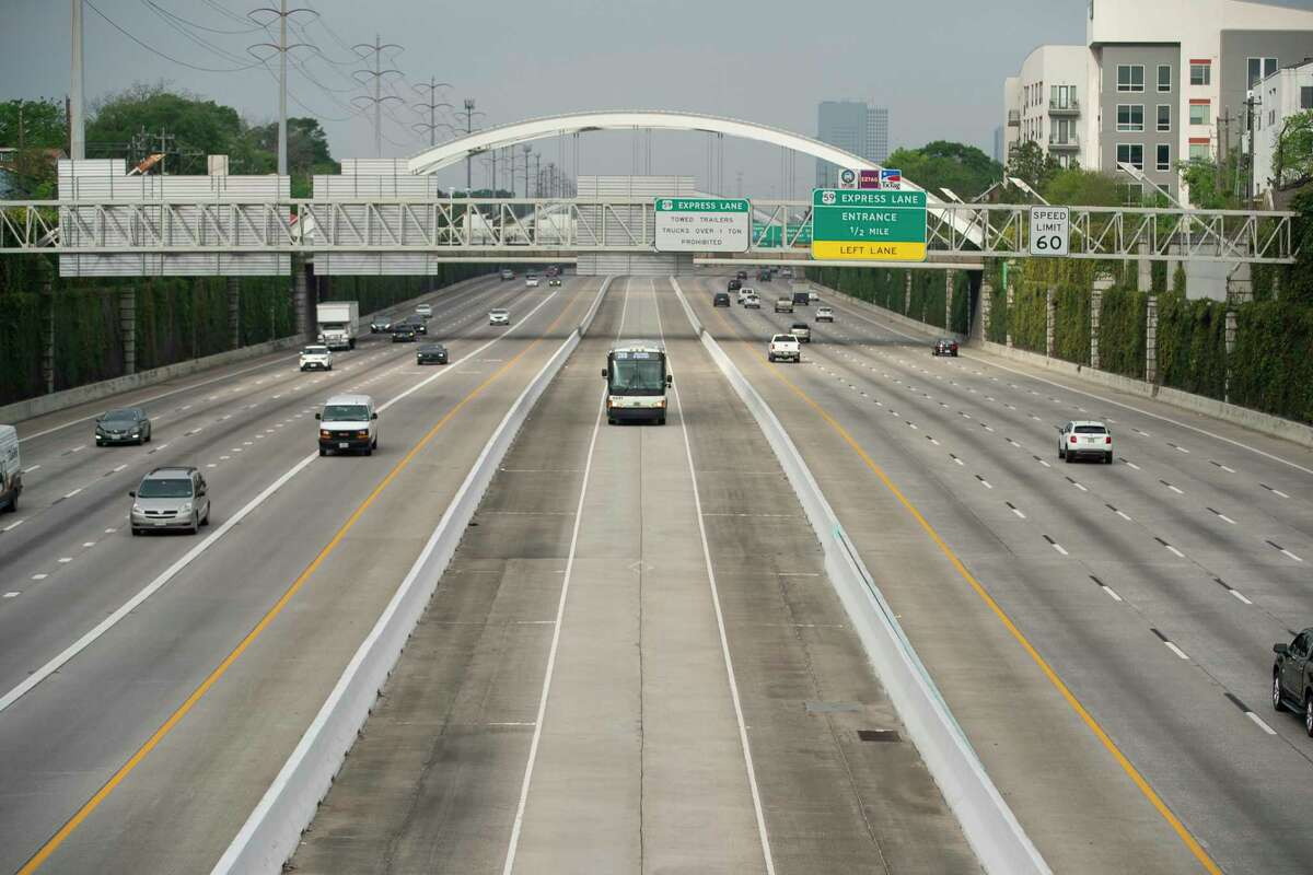 A trip down the picturesque Southwest Freeway can leave you scratching your head.
