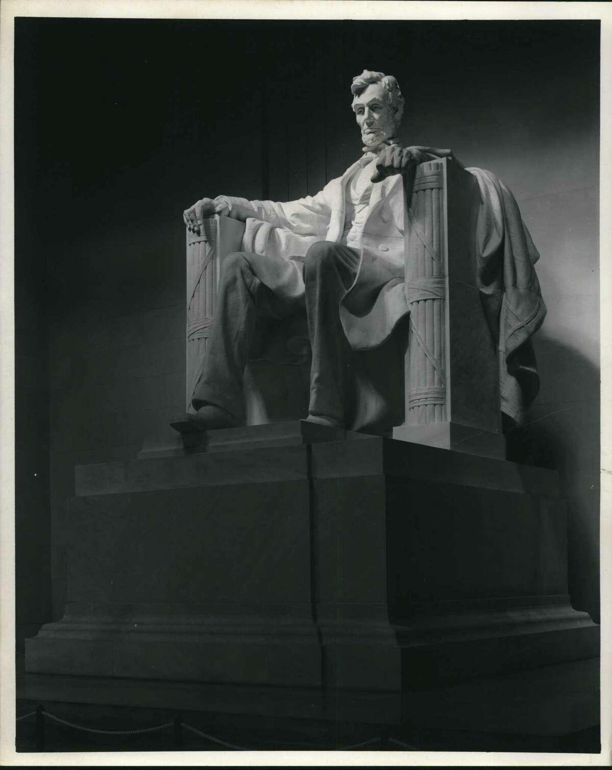The 16th president of the United States. A cousin of Abraham Lincoln's mother once said that young Abe was hungry for books and read everything he could find. In