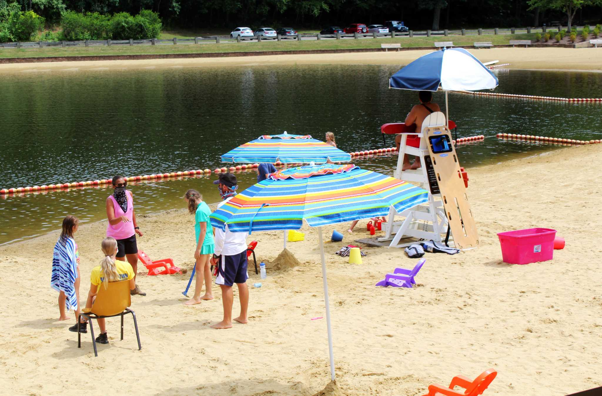 1 Million Middletown Park Project Rededicated To Beloved Lifeguard