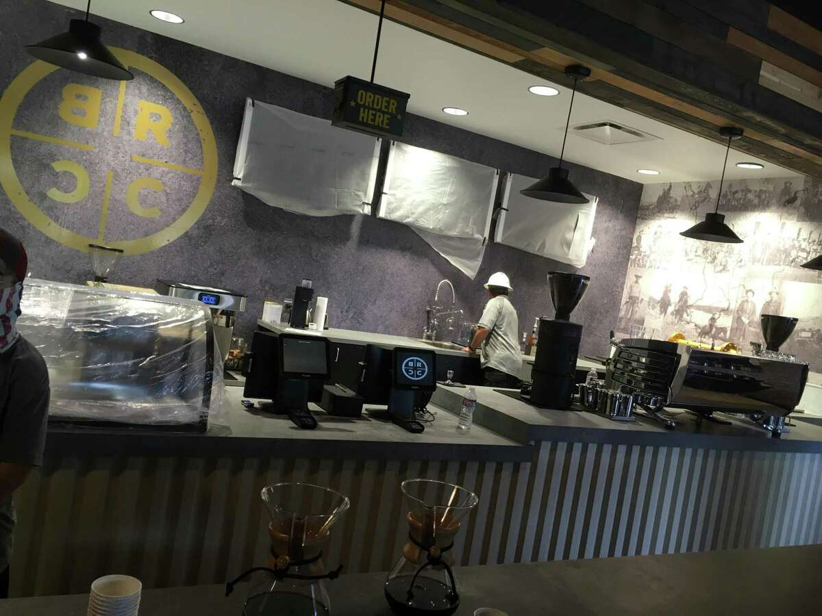 Black Rifle Coffee Co. is set to open its first San Antonio location at Black 180 W. Bitters Road Wednesday.