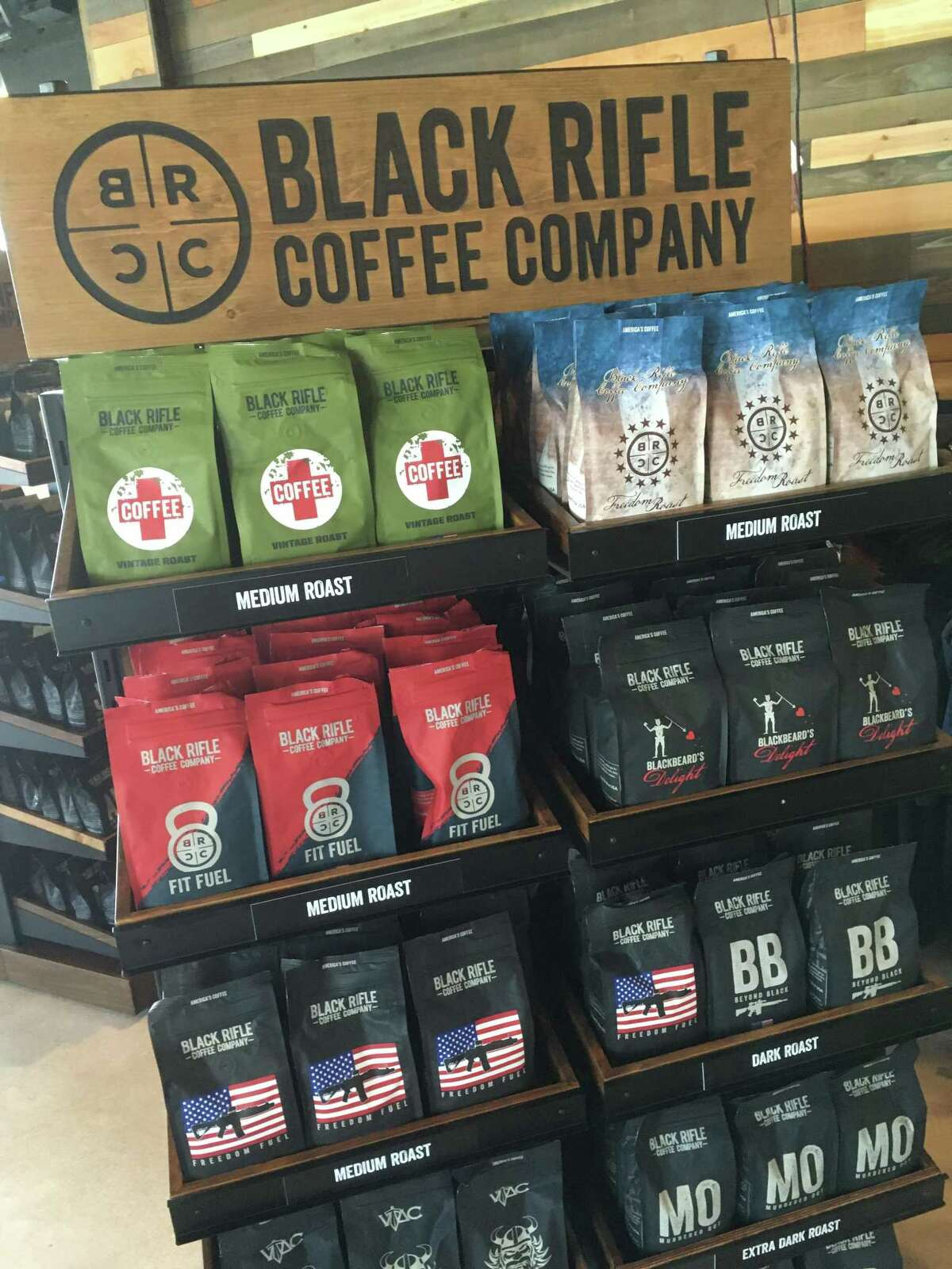 Black Rifle Coffee Co. opening first San Antonio location ...