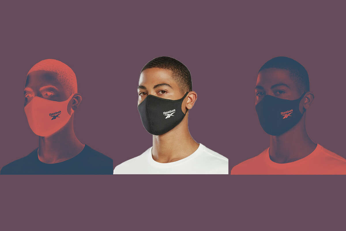 Face Covers M/L 3-Pack $30Reebok