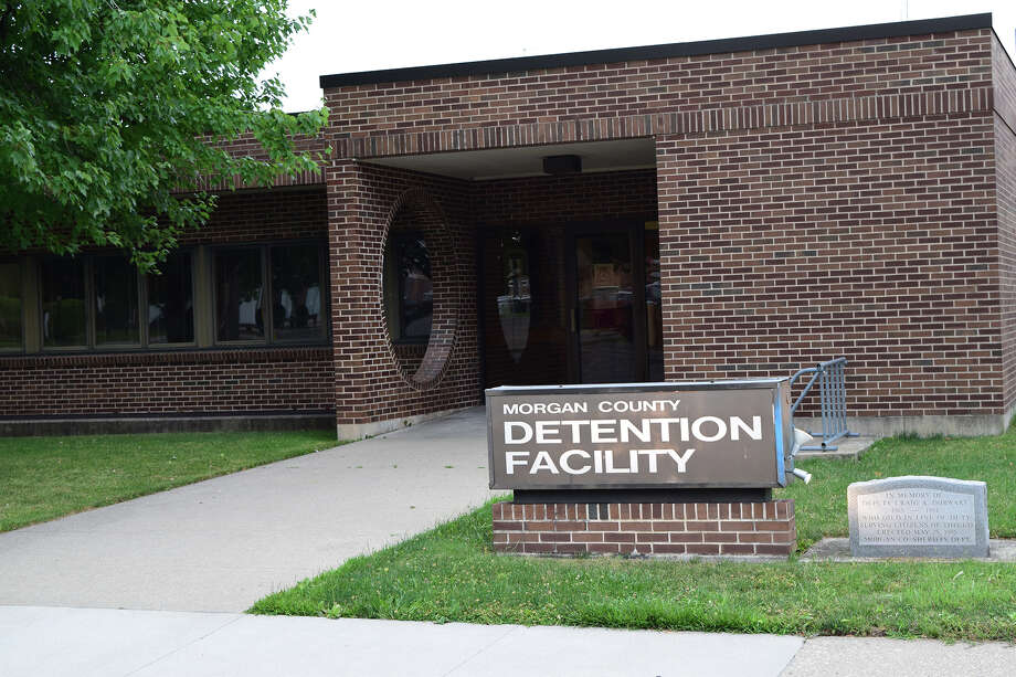 The Morgan County Detention Facility is one of the county jails across the state that have housed prisoners after the governor prohibited their transfer. A judge ruled Monday that the prohibition was not lawful. Photo: Journal-Courier