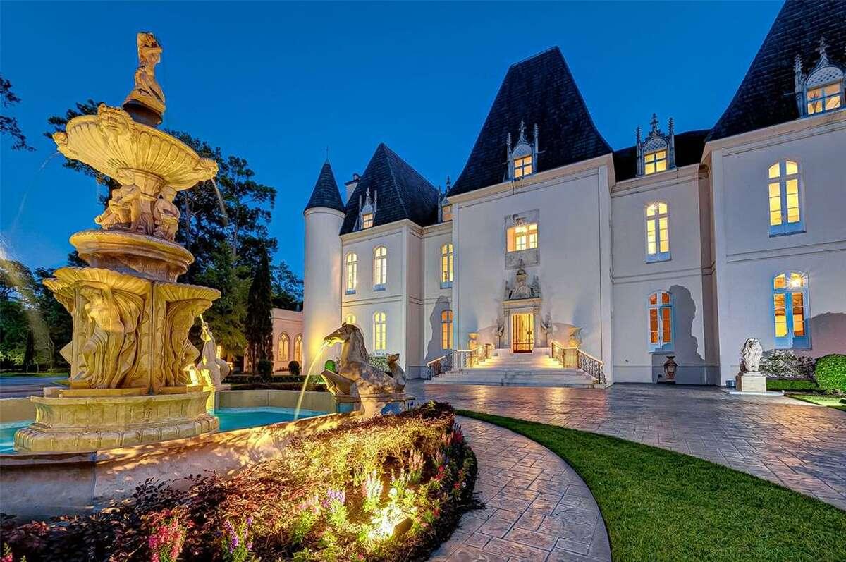 Originally built as a private home, Chateau Cocomar also serves as a wedding venue.