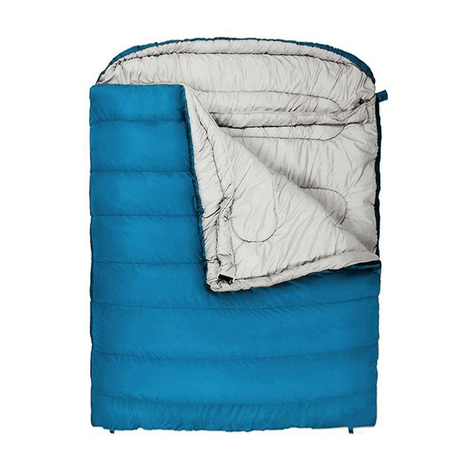 Breaking Bread Ministries is holding a sleeping bag donation drive to help keep homeless people warm after the temperature drops, according to a Facebook post. Photo: Amazon.com