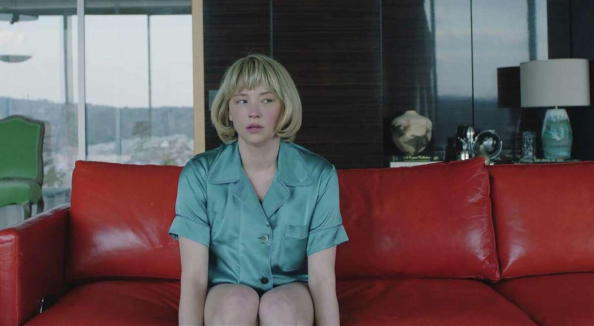 Haley Bennett stars in the thriller