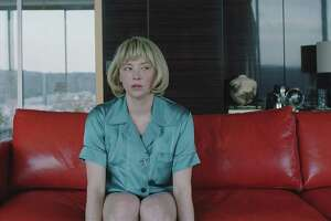 "Haley Bennett stars in the thriller ""Swallow."""