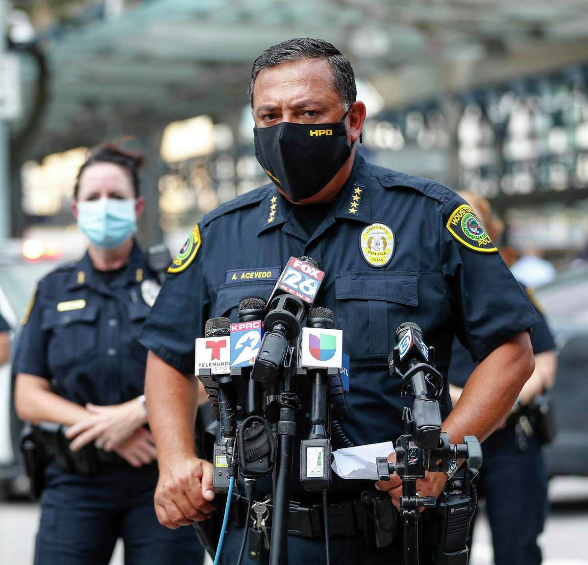 Houston police chief Art Acevedo didn't mince words when he sent a stern warning about looting ahead of Hurricane Laura's landfall. In a series of tweets, Acevedo wrote