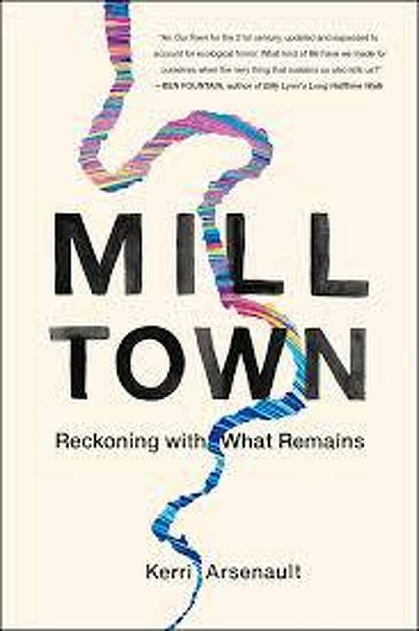 "Minor Memorial Library in Roxbury will present an outdoor book talk with Kerry Arsenault Sept. 5 at 2 p.m. The local author will discuss her new book, ""Mill Town: Reckoning with what Remains,"" at the South Street library. A rain date of Sept. 6 is planned. Photo: Courtesy Of Minor Memorial Library / Danbury News Times Contributed"