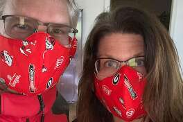 Richard and Gloria Costigan are warning others to wear masks after contracting the coronavirus and becoming ill with COVID-19.