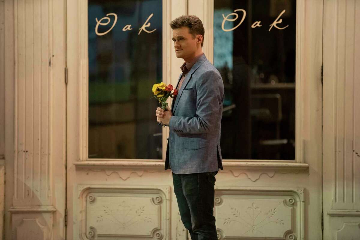 This image released by Netflix shows Ben Samuel in an episode of a€œDating Around.a€ Set in New Orleans for its second season, a€œDating Arounda€ features a principle dater each episode who goes on five blind dates. At the end of each episode, a person is chosen for a second date. (Annie Flanagan/Netflix via AP)