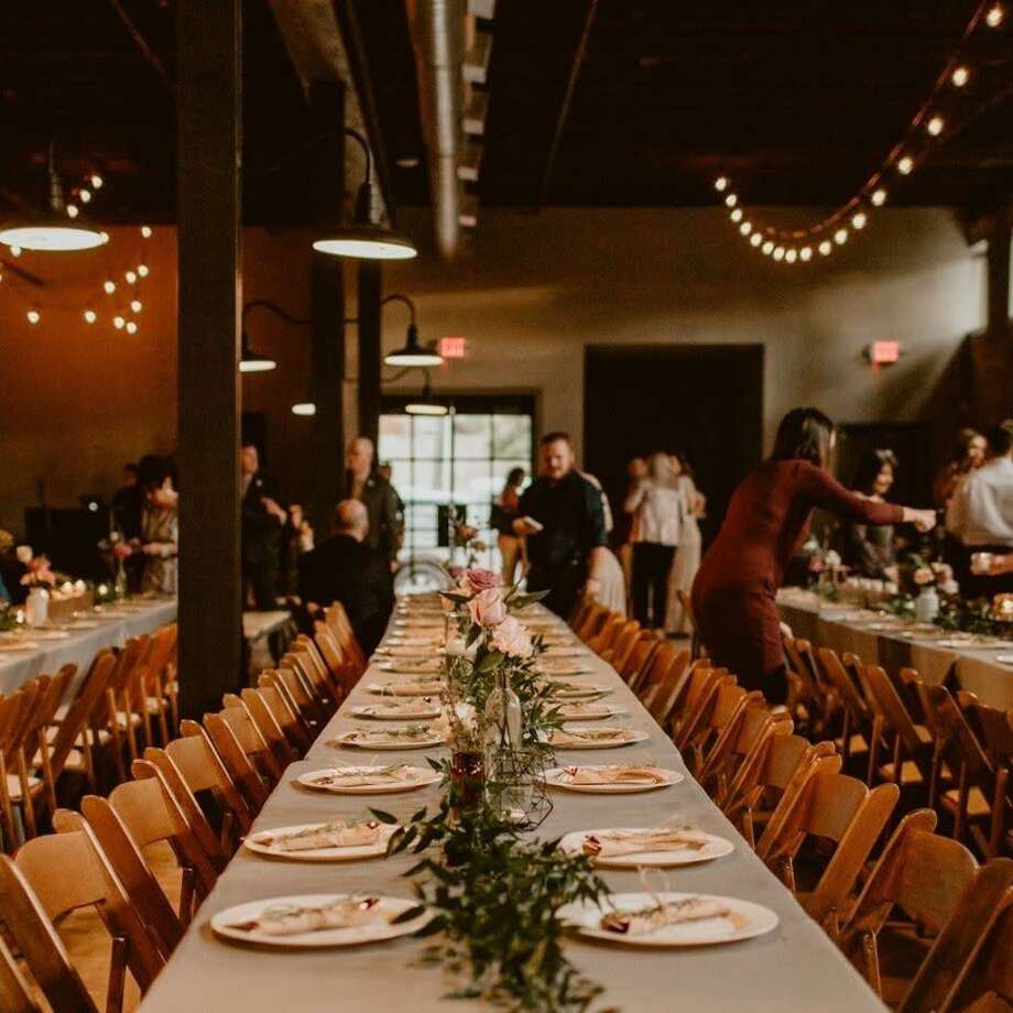 434 Fannin is a new wedding venue space in downtown Beaumont. Photo: Courtesy Of Beaumont CVB