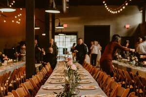 434 Fannin is a new wedding venue space in downtown Beaumont.