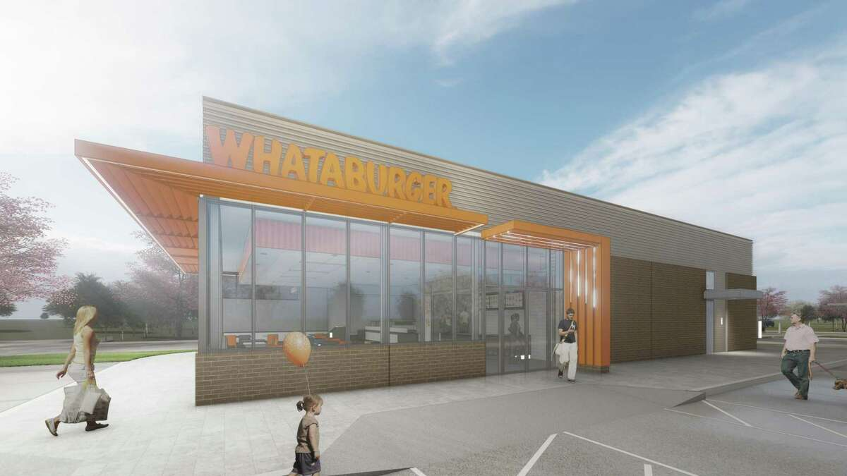Whataburger plans to build 15 restaurants this year and 25 restaurants next year.