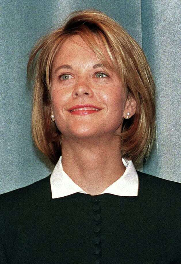 1994: Meg Ryan Photo: File Photo, Getty Images / 2010 Getty Images