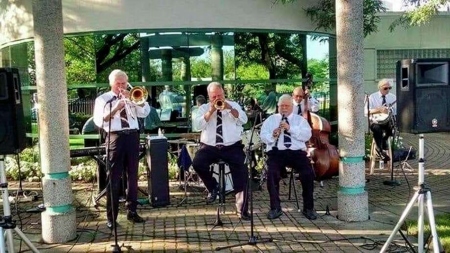Wednesday, Aug. 5: The Jazz in the Garden concert series at the Lucille E. Andersen Memorial Garden, 120 Ezra Rust Drive, Saginaw, has scheduled The New Reformation Jazz Band in concert at 7 p.m. (Photo provided/Jazz in the Garden)