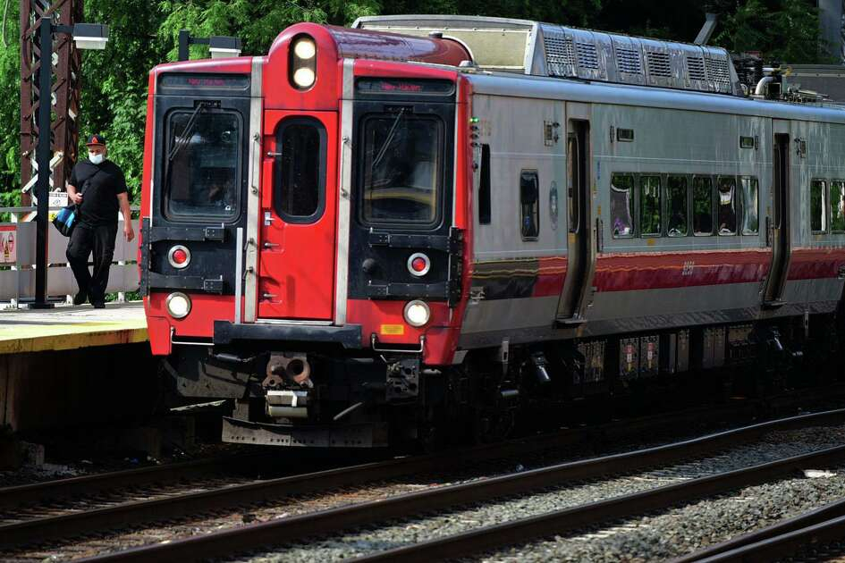 Service has been suspended on Metro-North's New Haven Line.