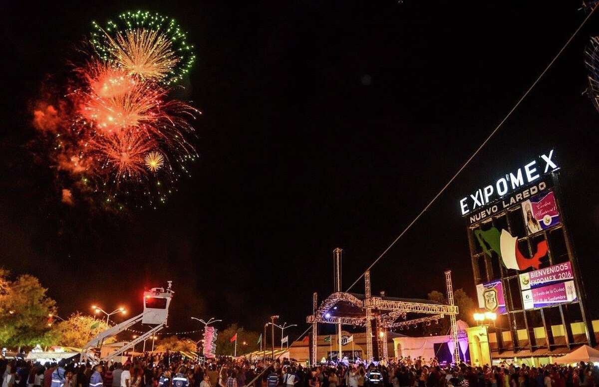 Organizadores de la feria Expomex y el gobierno de Nuevo Laredo cancelaron la Feria y Exposición Fronteriza ,que se llevaría a cabo en septiembre, ante el aumento de casos por COVID-19.