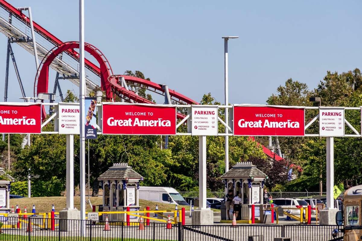California's Great America in Santa Clara will remain closed until 2021.
