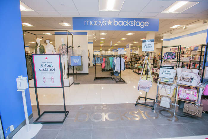 The Capital Region's newest Macy's Backstage location will open on Saturday, Aug. 8 at the Colonie Center store.